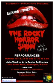 Click for more information on Rocky Horror Show