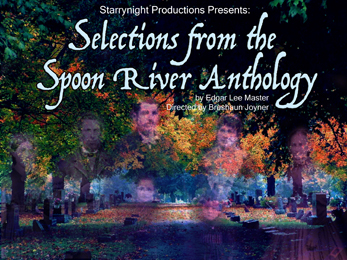 Selections from the Spoon River Anthology poster