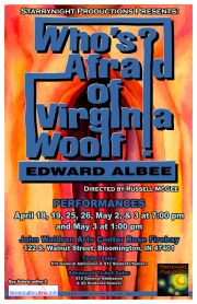 Click for more information on Who's Afraid of Virginia Woolf
